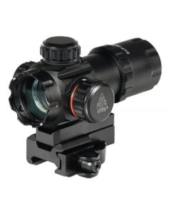 UTG Red Dot 4.0 MOA Dot 30MM With Integral QD Mount