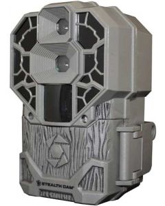 Stealth Cam Trail Cam Ds4k 30mp 4k Ultra Hd No-glo Gray