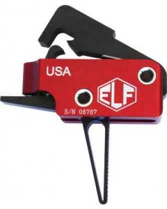 Elftmann Trigger Ar-10 Match Straight Adjustable 2.75-4lbs.