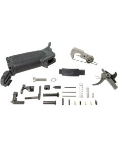 Bravo Company Parts Kit Lower Black For AR-15