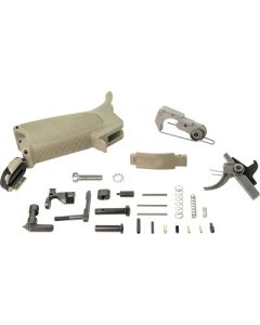 Bravo Company Parts Kit Lower FDE For AR-15