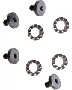 Beretta Grip Screw Kit Allen Style 4ea. Screws And Washers