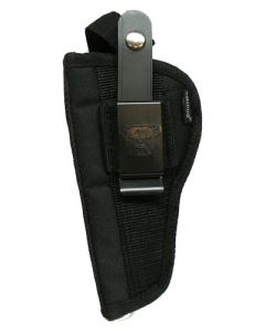 "Bulldog Cases Extreme Side Holster Blk Small Frame Rev 2-2.5"" Bbl"