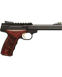 "Browning Buck Mark Plus Udx .22lr 5.5"" As 10sh M.blued Rosewood"