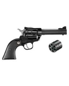 """Ruger Single-Six Convertible .22LR/.22WMR 4-5/8"""" AS Blued"""