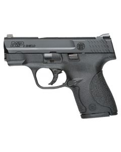 "Smith & Wesson Shield M&P9 3.1"" Barrel FS Blackened SS/Blk No Thumb Safe 9mm"
