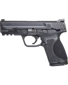 S&W M&P 9 M2.0 Compact 9mm Fs 15-shot W/thumb Safety Poly