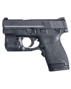 Smith & Wesson & Wesson Shield M2.0 M&P 9 9mm  Fs Blackened Ss/black W/ctc Laser