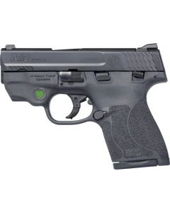 Smith & Wesson & Wesson Shield M2.0 M&P 9 9mm  Fs W/ctc Integrated Green Laser