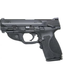 Smith & Wesson M&P9 M2.0 Compact 9mm Fs 15-shot W/grn Laser Thumb Sfty