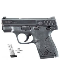 Smith & Wesson M&P40 .40SW Shield FS Blackened Ss/Black Polymer