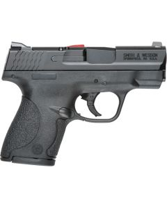 Smith & Wesson M&P9 Shield 9MM Luger FS Blackened Ss/Black Ca. Approvd