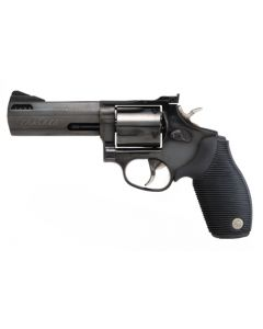 "Taurus Tracker .44Mag 4"" AS Ported 5-Shot Blued Rubber"