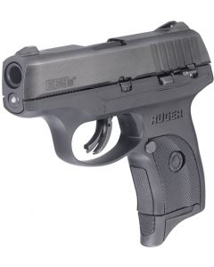 Ruger Ec9s 9mm Luger As 7-shot Black Slide/black Syn Frame*