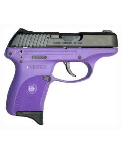 Ruger LCP .380ACP 6-Shot FS Blued/Purple Polymer (Talo)