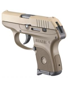 Ruger LCP .380ACP 6-Shot FS Flat Dark Earth Synthetic