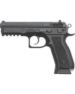 Cz 75 Sp-01 Phantom 9mm Fs 18-shot Black Polymer