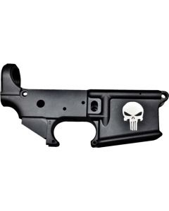 Anderson Manufacturing Lower Ar-15 Stripped Receiver 5.56 Nato Punisher