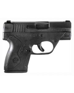 "Beretta Nano 3"" Barrel FS 8-Shot Black Matte Polymer 9mm"
