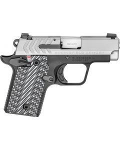 "Springfield Armory 911 .380acp 2.7"" 7-shot Ss G10 Grips"