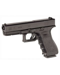 Glock 17 Fixed Sight 10-Shot Black 9mm