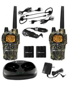Midland Radio Gxt1050 Frs/Gmrs 50Ch 36 Miles Value Pack Mossy Oak