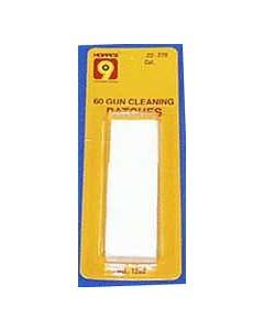 Hoppes Cleaning Patch #2 For .22-.270 50 Pack