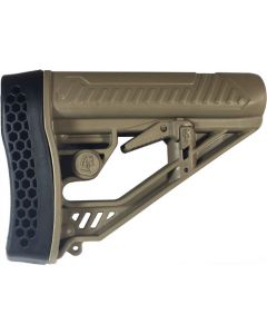 Adaptive Tactical Stock Ar-15 Mil-spec Polymer Fde