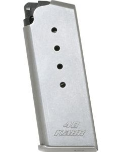 Kahr Arms Magazine .40Sw 5-Rds For Covert, Mk & Pm Models