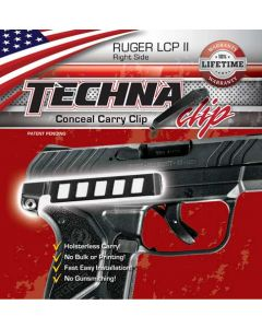 Techna Clip Clip Handgun Retention Clip Ruger Lcp Ii Right Side