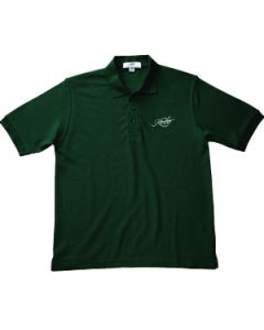 Kimber Men's Sport Casual Polo Ghillie Green 2XL