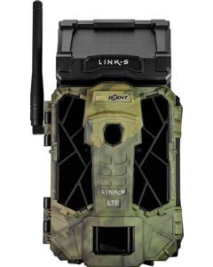 Spypoint Trail Cam Link Solar Verizon 12mp Low Glow Camo