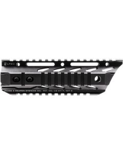 "Phase 5  5 Handguard Lo-pro Slope Nose 7.5"" For Ar-15 Blk"