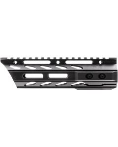 """Phase 5  5 Handguard Lo-pro Slope Nose 7.5"""" M-lok For Ar-15 Blk"""