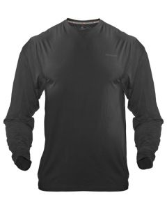Medalist Performance Crew Ls Tactical Shield Black Large