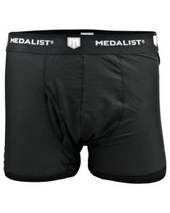 Medalist Boxer Briefs 2-Pack Tactical Shield Black Medium