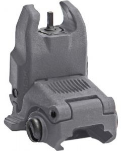 Magpul Sight Mbus Front Back-up Sight Polymer Gray