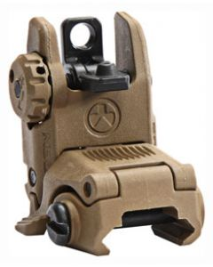 Magpul Sight MBUS Rear Back-Up Sight Polymer FDE