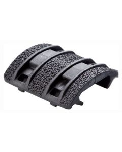 Magpul Rail Panels Xtm Fits Picatinny Rails Black 4Pk