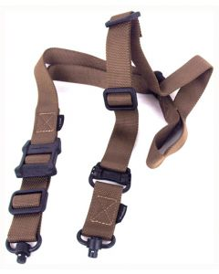 Magpul Sling MS4 Gen-2 Dual QD Swivels Coyote Brown