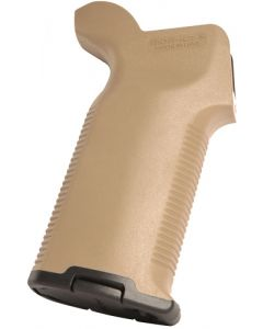 Magpul Grip Moe-k2 Plus Ar-15 W/rubber Overmolding Fde