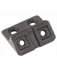 Magpul Rail Offset Light Mount Fits M-Lok Handguards Polymer