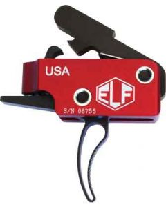 Elftmann Trigger Ar-15 Match Curved Adjustable 2.75-4lbs.