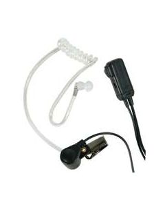 Midland Radio Ear Bud/Mic Clear FBI Style