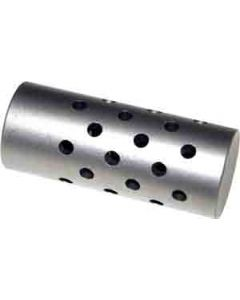 """Great Lakes Firearms & Ammo Muzzle Brake Stainless .458 Socom 5/8""""x24"""