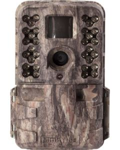 Moultrie Trail Cam M-50i 20mp No-glo Led Hd Video Pine Bark