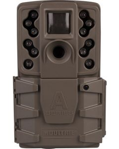 Moultrie Trail Cam A-25 12mp Infrared Led Hd Vid Brown