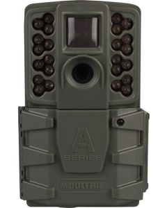 Moultrie Trail Cam A-25i 12mp No-glo Led Hd Vid Grey