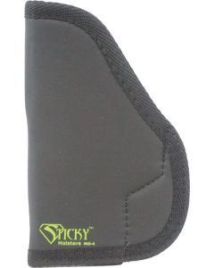 "Sticky Holsters Single Stack Sub-comp Up To 3.6"" Rh/lh Blk"