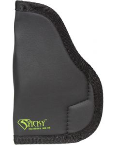 "Sticky Holsters Double Stack Sub-comp Up To 3.8"" Rh/lh Blk"